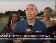 THV Game Night: Arkansans enjoying high school football