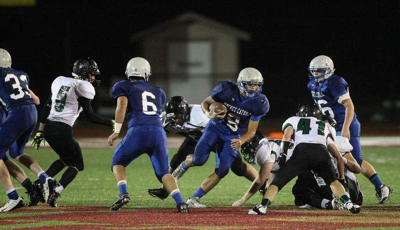 Preview capsules of tonight's high school football state ...