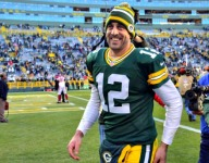 Aaron Rodgers wishes more kids played multiple sports