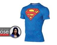 Under Armour Superman Compression Shirt