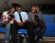 PHOTOS: Centreville lineman receives National Guard Inspiration award
