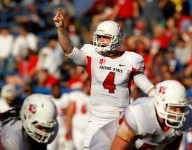 There were 12 QBs ranked ahead of Derek Carr as HS seniors. Only three are in NFL