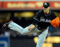 Jose Fernandez once retired 18 straight to lead high school to first state championship