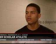 Scholar Athlete: Jamel French