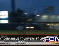High school softball:  University Christian 2, Mount Dora Bible 1