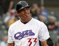 Jose Canseco to face four high school sluggers in home run derby