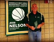 Nelson honored as best coach