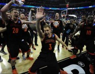 NCAA March Madness Celebrations