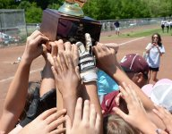Harrison Central rebounds to claim Class 6A softball title