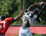 Gallery: Palm Bay High football practice
