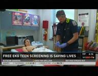 Free EKG teen screening is saving lives in Va.