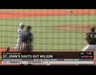 St. John's shuts out Wilson