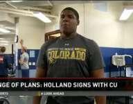 Denied by Army, Holland chooses CU