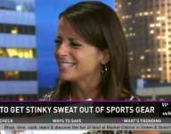 Local company gets smell out of sports equipment