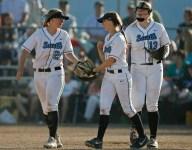 Saxons advance to softball state semifinals