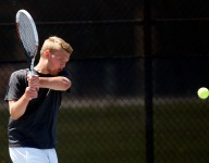 Boys state tennis: Favorites play first rounds perfect