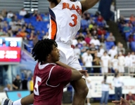 Jauan Jennings excels at hoops, but future is football