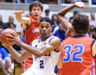 Bluiett, Blackmon combine for 50 in Indiana All-Stars' rout