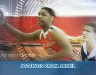The Jahlil Okafor Blog