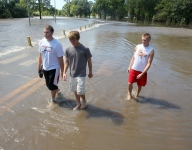 Flooding forces Ames to shuffle baseball, softball