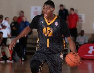 Five-star center Diamond Stone is heading to Maryland