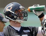 Bears Pro Bowler Kyle Long kicked off suburban field