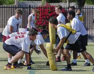 Arizona high school football preseason preparations - 2014