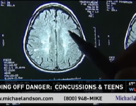 Heading off danger: Concussions & teens
