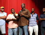 Riverdale holds reunion for 1994 championship football team