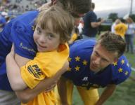 Gold rallies to top Blue in All-Star football game
