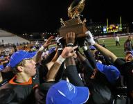 High school football teams share same winning goal