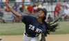 Mo'Ne Davis, Taney Little League superstar, could be the biggest attraction in Williamsport since Danny Almonte —Associated Press/The Philadelphia Inquirer, Michael S. Wirtz