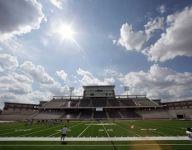 Allen returns to Eagle Stadium on Friday, and they are making a big deal about it