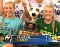 Throwback Thursday: Liberty and Central Valley win Girls Soccer State Title