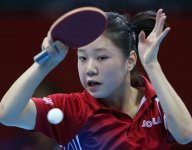 Lily Zhang is first American to medal in table tennis at an Olympic event