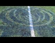 Taylor's new football stadium still has Sugar Bowl logos