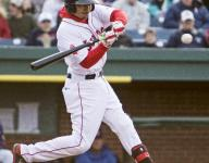 Betts optioned back to Pawtucket