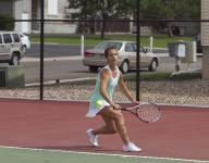 Cedar rallies past CV in tennis opener