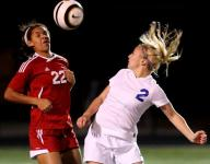 Indian Hill Lady Braves soccer shoots after Madeira