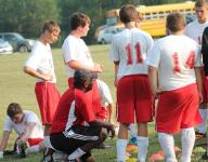 Bethel, Felicity boys soccer takes league kicks