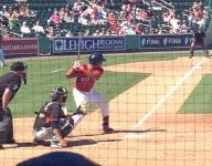 Betts gets third call-up to Red Sox