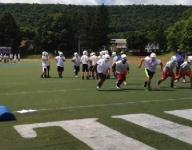 Edison has first day of football practice