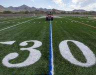 High school football games we're covering this week