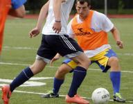 Blind Brook soccer loses key players but not hope