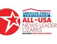 Area's top players net preseason ALL-USA Ozarks honors