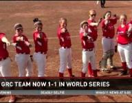 Jeffersonville softball team loses first World Series game