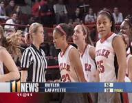 Girls' Sweet 16 final 4 set, Lou. Butler looking for another title