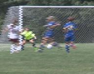 Bangor girls soccer wins big in preseason opener