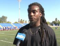 Former NFL Star Syd'Quan Thompson returns to Grant as coach