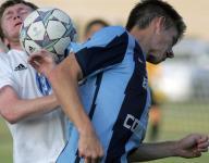 Boone County teams battle in boys soccer